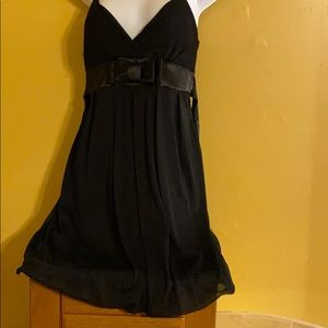 Cute black party dress size Medium